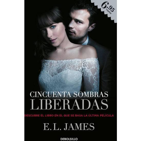 CINCUENTA SOMBRAS LIBERADAS - Libros Eróticos - Sex Shop ARTICULOS EROTICOS