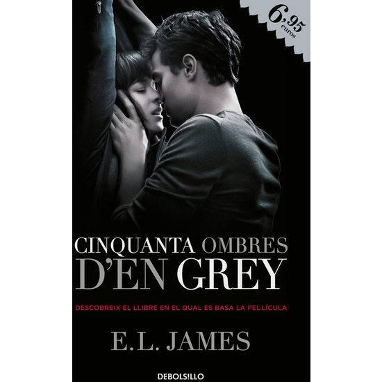 CINQUANTA OMBRES DEN GREY (EN CATALÁN) - Libros Eróticos - Sex Shop ARTICULOS EROTICOS