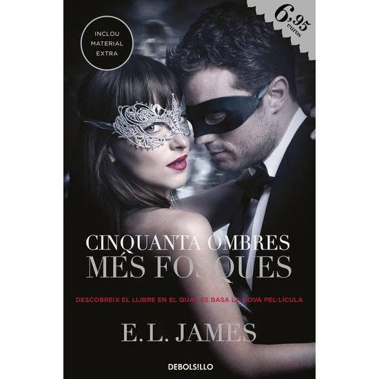 CINQUANTA OMBRES MÉS FOSQUES (EN CATALÁN) - Libros Eróticos - Sex Shop ARTICULOS EROTICOS