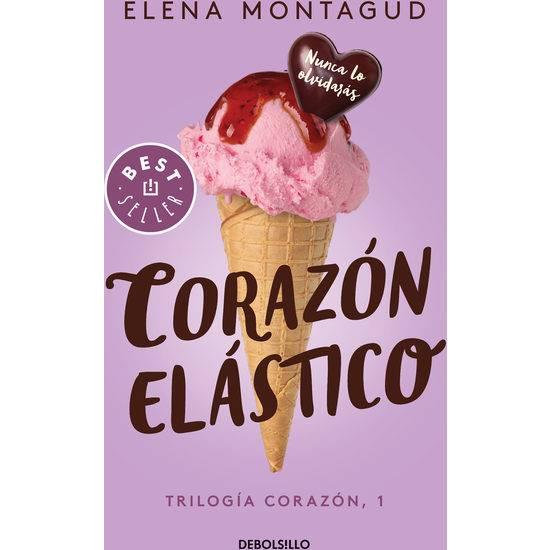 CORAZÓN ELÁSTICO (TRILOGÍA CORAZÓN 1) - Libros Eróticos - Sex Shop ARTICULOS EROTICOS