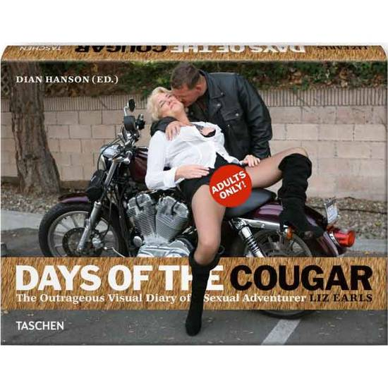 DAYS OF THE COUGAR - Libros Eróticos - Sex Shop ARTICULOS EROTICOS