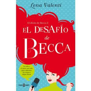 EL DESAFIO DE BECCA (EL DIVAN DE BECCA II) - DE BOLSILLO - Libros Eróticos - Sex Shop ARTICULOS EROTICOS
