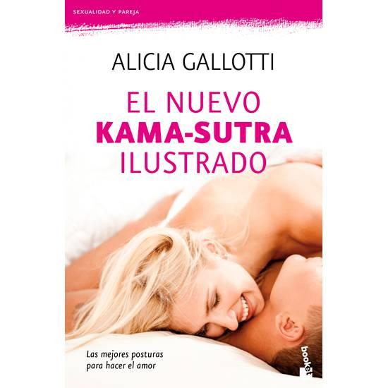 EL NUEVO KAMA-SUTRA ILUSTRADO - Libros Eróticos - SEXSHOP