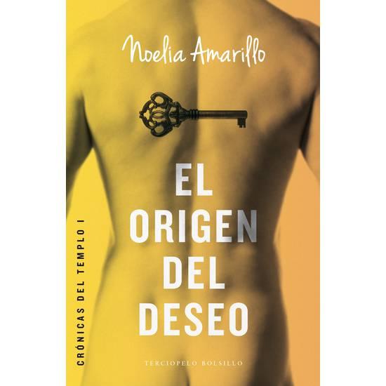 EL ORIGEN DEL DESEO. CRÓNICAS DEL TEMPLO I - Libros Eróticos - Sex Shop ARTICULOS EROTICOS