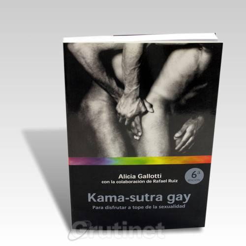 KAMA-SUTRA GAY - Libros Eróticos - Sex Shop ARTICULOS EROTICOS
