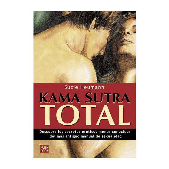 KAMA SUTRA TOTAL | VARIOS LIBROS | Sex Shop