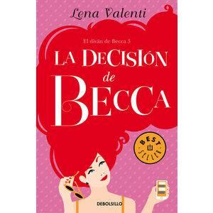 LA DECISION DE BECCA (EL DIVAN DE BECCA III) - DE BOLSILLO - Libros Eróticos - Sex Shop ARTICULOS EROTICOS