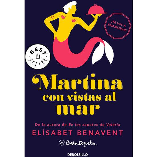 MARTINA CON VISTAS AL MAR (HORIZONTE MARTINA 1) | VARIOS LIBROS | Sex Shop