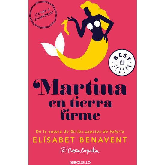 MARTINA EN TIERRA FIRME (HORIZONTE MARTINA 2) - Libros Eróticos - Sex Shop ARTICULOS EROTICOS
