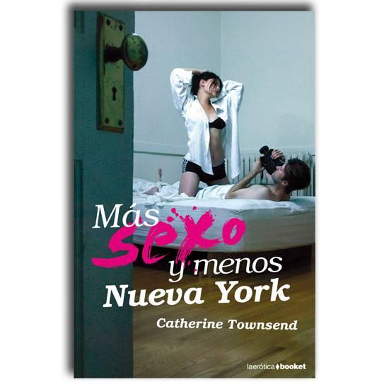 MAS SEXO Y MENOS NUEVA YORK - Libros Eróticos - SEXSHOP