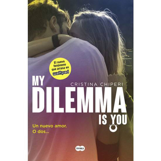 MY DILEMMA IS YOU - Libros Eróticos - Sex Shop ARTICULOS EROTICOS