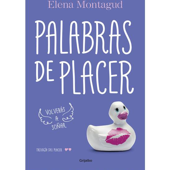 PALABRAS DE PLACER (TRILOGIA DEL PLACER 2) - Libros Eróticos - Sex Shop ARTICULOS EROTICOS