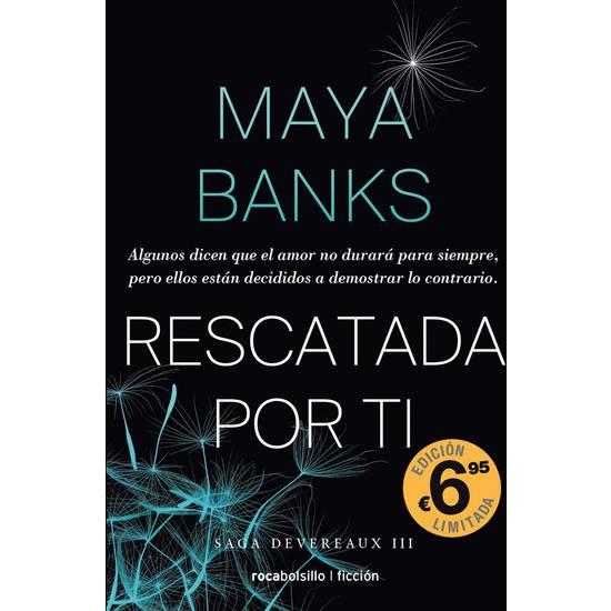 RESCATADA POR TÍ - MAYA BANKS - Libros Eróticos - Sex Shop ARTICULOS EROTICOS