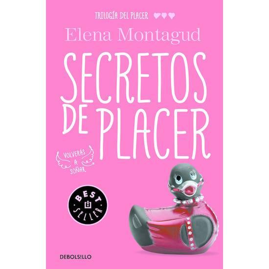 SECRETOS DE PLACER (TRILOGÍA DEL PLACER III) - Libros Eróticos - Sex Shop ARTICULOS EROTICOS