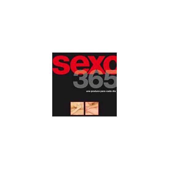 SEXO 365: UNA POSTURA PARA CADA DÍA | VARIOS LIBROS | Sex Shop
