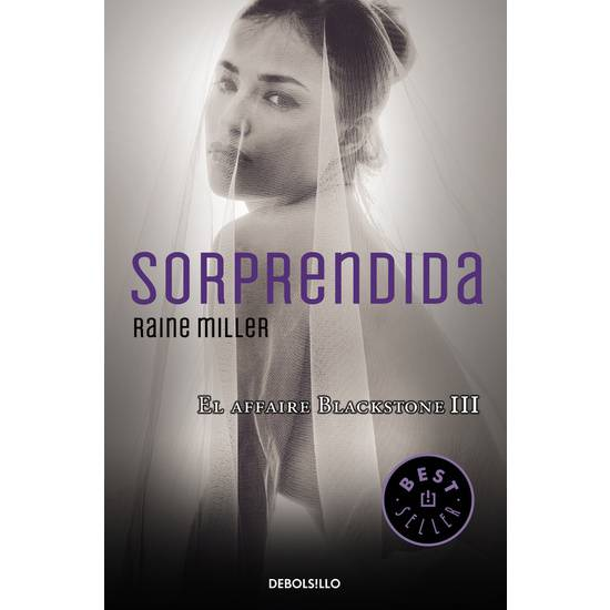 SORPRENDIDA. EL AFFAIRE BLACKSTONE III | VARIOS LIBROS | Sex Shop