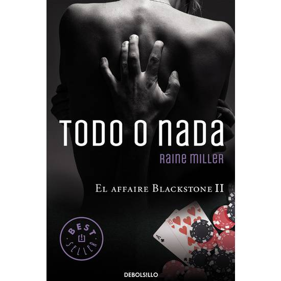 TODO O NADA. EL AFFAIRE BLACKSTONE II | VARIOS LIBROS | Sex Shop