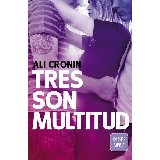 TRES SON MULTITUD  (GIRL HEART BOY 3) - Libros Eróticos - Sex Shop ARTICULOS EROTICOS