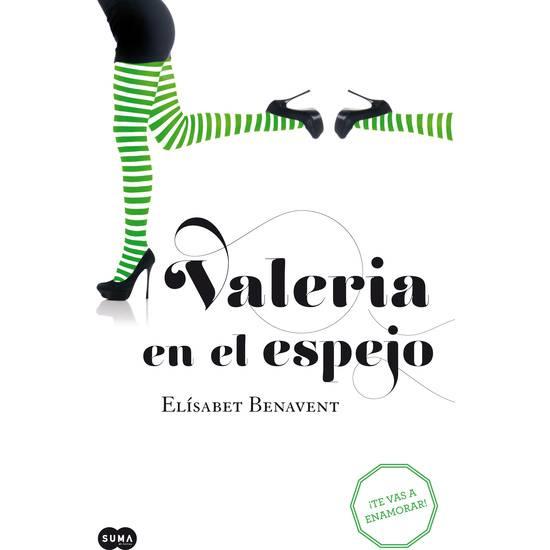 VALERIA EN EL ESPEJO. PARTE 2 | VARIOS LIBROS | Sex Shop