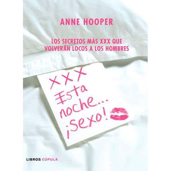 XXX ESTA NOCHE... ¡SEXO! - Libros Eróticos - Sex Shop ARTICULOS EROTICOS