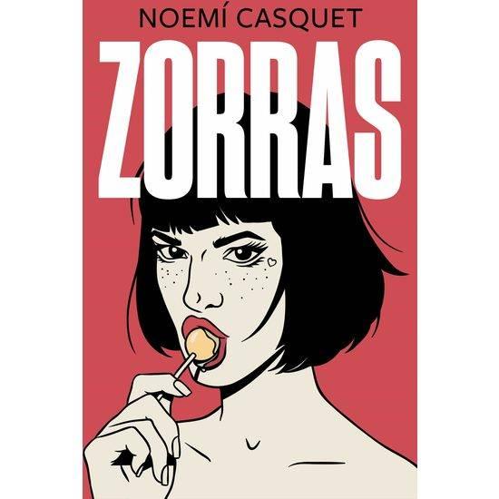 ZORRAS - Libros Eróticos - Sex Shop ARTICULOS EROTICOS